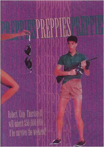 Preppies DVD Movie