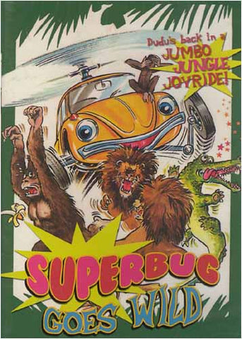 Superbug - Goes Wild DVD Movie