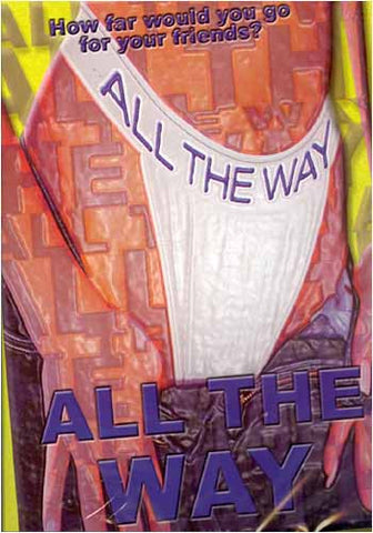 All the Way (Samantha Murray) DVD Movie