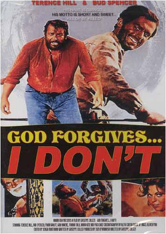 God Forgives I Don't DVD Movie