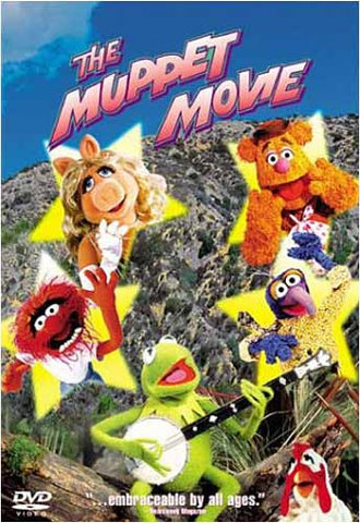 The Muppet Movie DVD Movie