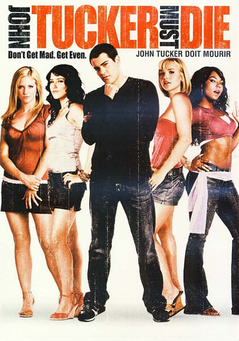 John Tucker Must Die (John Tucker Doit Mourir)(bilingual) DVD Movie