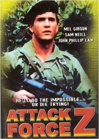 Attack Force Z DVD Movie