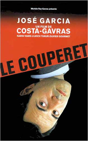 Le Couperet (The AX) DVD Movie