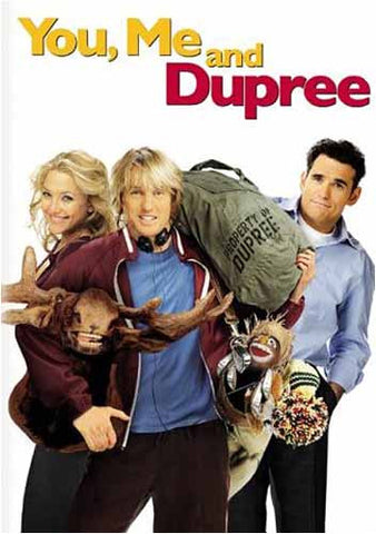 You, Me and Dupree (Full Screen Edition) DVD Movie