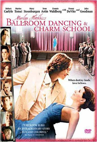 Marilyn Hotchkiss' Ballroom Dancing & Charm School DVD Movie