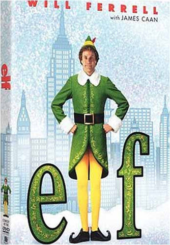 Elf(2-Disc Collector s Edition) (Bilingual) DVD Movie
