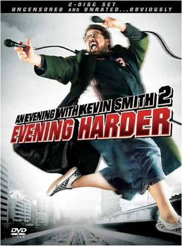 An Evening With Kevin Smith 2 - Evening Harder (Uncensored And Unrated) DVD Movie