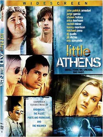 Little Athens DVD Movie