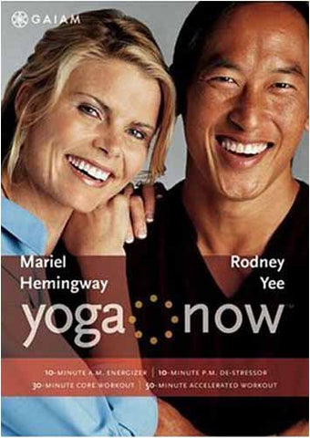 Yoga Now (Boxset) DVD Movie