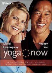 Yoga Now (Boxset)