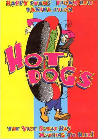 Hot Dogs DVD Movie