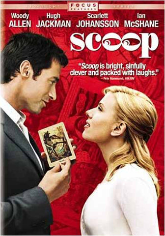 Scoop (Widescreen Edition) (Bilingual) DVD Movie