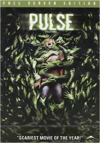 Pulse ( Fullscreen Edition)(bilingual) DVD Movie