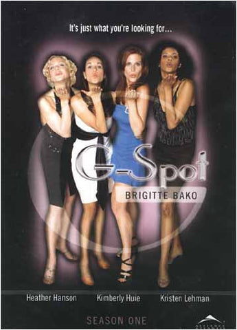 G-Spot  - Season One DVD Movie