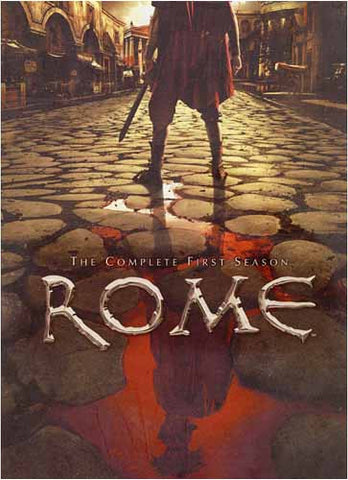 Rome - The Complete First Season (1st) (Boxset) DVD Movie
