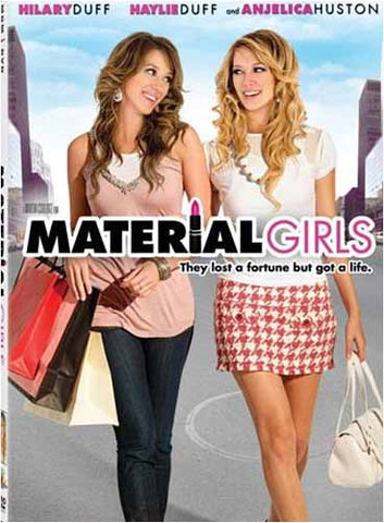 Material Girls DVD Movie