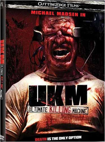 UKM - Ultimate Killing Machine DVD Movie