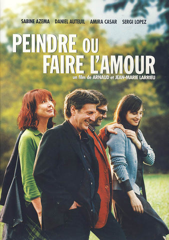Peindre ou faire l amour (To Paint or Make Love) DVD Movie