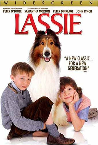 Lassie (Widescreen) DVD Movie