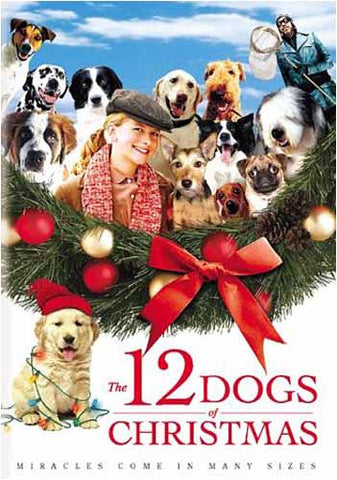 The 12 Dogs of Christmas DVD Movie