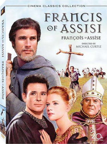 Francis of Assisi (Cinema Classics Collection)(Bilingual) DVD Movie