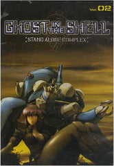 Ghost in the Shell - Stand Alone Complex - Volume 02