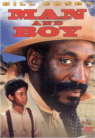 Man and Boy DVD Movie