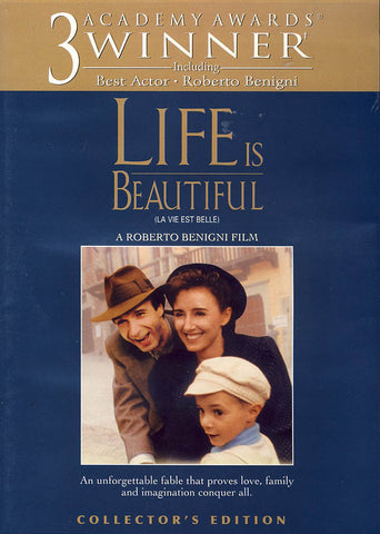 Life Is Beautiful (Collector s Edition) (Bilingual) DVD Movie
