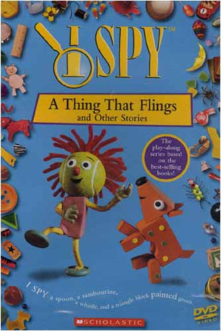 I Spy - A Thing That Flings and Other Stories DVD Movie