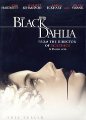 The Black Dahlia (Josh Hartnett)(Bilingual)