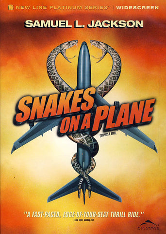 Snakes on a Plane (Widescreen Edition) (Bilingual) DVD Movie