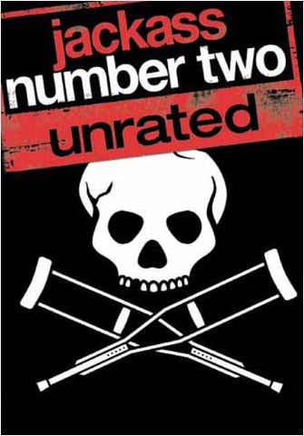 Jackass - Number Two - Unrated DVD Movie