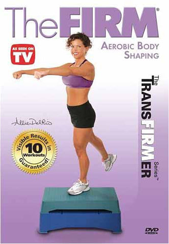 The Firm - The TransFirmer Series - Aerobic Body Shaping DVD Movie