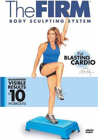 The Firm - Body Sculpting System - Fat Blasting Cardio DVD Movie