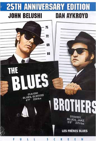 The Blues Brothers (Full Screen 25th Anniversary Edition) (Bilingual) DVD Movie
