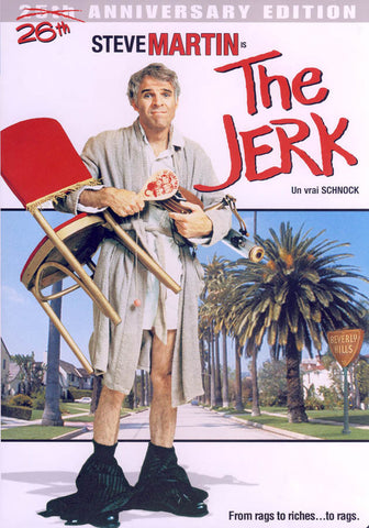 The Jerk (26th Anniversary Edition) (Bilingual) DVD Movie