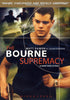 The Bourne Supremacy (Widescreen Edition) (Bilingual) DVD Movie