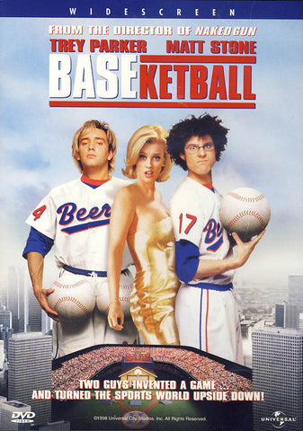 BASEketball DVD Movie