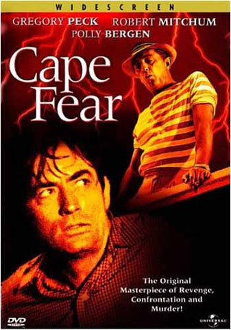Cape Fear (1962) DVD Movie