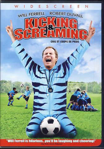 Kicking and Screaming (Widescreen) (Bilingual) DVD Movie