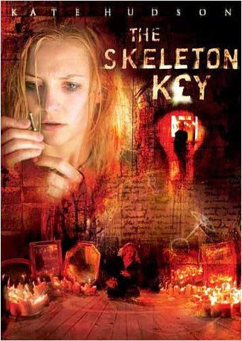 The Skeleton Key (Full Screen Edition)(Bilingual) DVD Movie