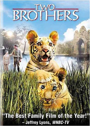 Two Brothers / Deux Freres (Widescreen Edition) DVD Movie