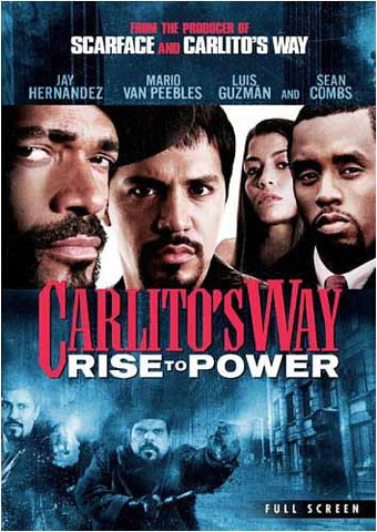 Carlito's Way - Rise to Power (Fullscreen) DVD Movie