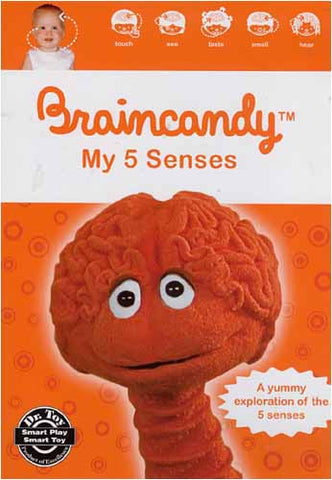 Braincandy - My 5 Senses DVD Movie
