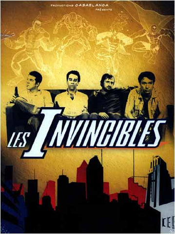 Les Invincibles - I (Boxset) DVD Movie