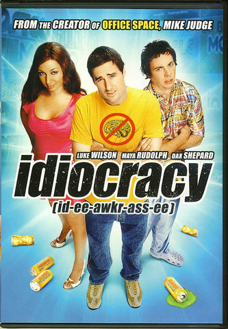 Idiocracy DVD Movie