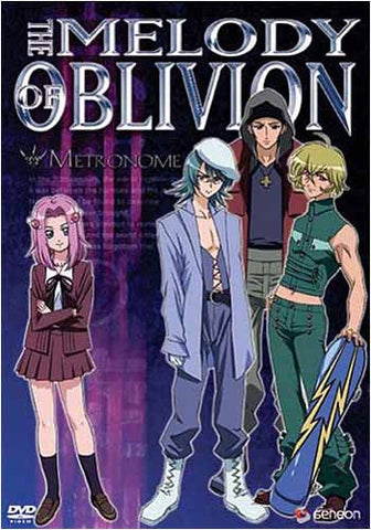 The Melody of Oblivion - Metronome (Vol. 3) DVD Movie