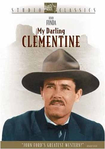 My Darling Clementine DVD Movie