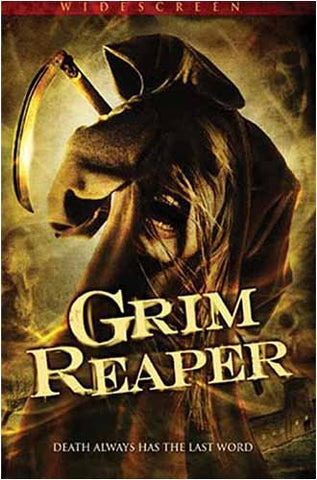 Grim Reaper DVD Movie